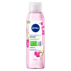 Nivea Naturally Good Wild Rose Water Shower Gel