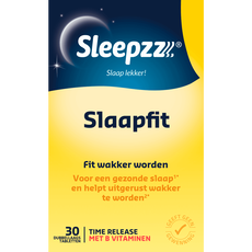 Sleepzz Slaapfit 30 tabletten