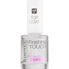 Rimmel Finishing Touch Ultra Shine Topcoat - 000 Transparant