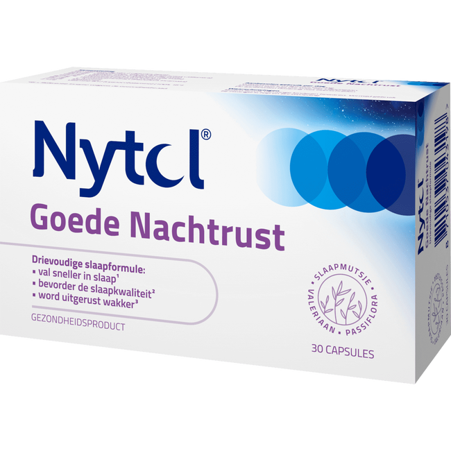 Nytol Goede Nachtrust 30 capsules