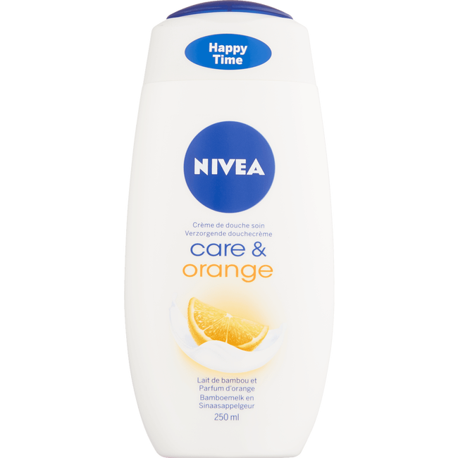 NIVEA Care & Orange Douchecrème