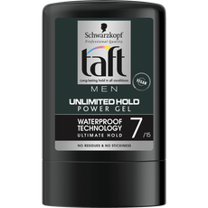 Schwarzkopf Taft Unlimited Hold Power Gel