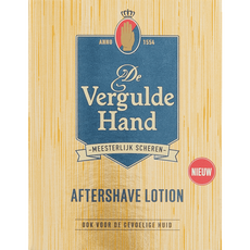 Vergulde Hand Aftershavelotion
