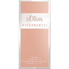 s.Oliver Moment Woman Eau De Toilette
