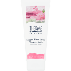 Therme Saigon Pink Lotus Shower Satin