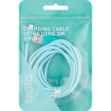 Sundaze 8 Pin Charging Cable 2 M