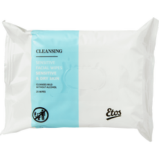 Etos Sensitive Cleansing Wipes