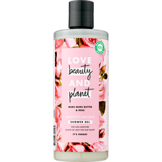 Love Beauty And Planet Muru Muru Butter & Rose Showergel 500 ML