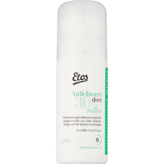 Etos Deet 30% Anti-Insect Roller