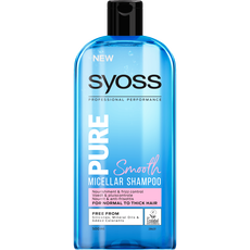 Syoss Shampoo Pure Smoot