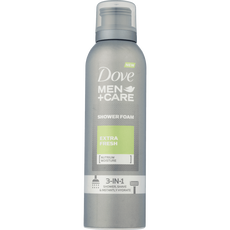 Dove Men+Care Extra Fresh Shower Foam
