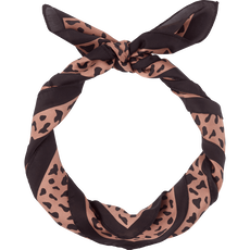 My Jewellery Hairscarf Leopard Pink