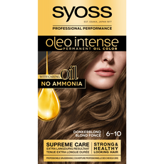 Syoss Oleo Intense Permanent Oil Color 6-10 Donkerblond