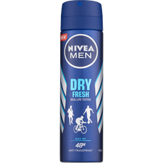 NIVEA MEN Dry Fresh Deodorant Spray
