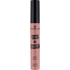 essence STAY 8h MATTE liquid lipstick 02 Duck Face