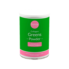 Sunny Naturals Collagen Greens Powder