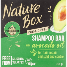 Nature Box Shampoo Bar Avocado