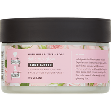 Love Beauty And Planet Muru Muru Butter & Rose Delicious Glow Body Butter
