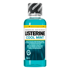 Listerine Cool Mint Mondwater Mini