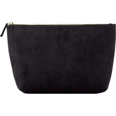 Etos Cosmetic Bag Suede Black