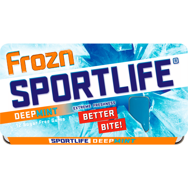 Sportlife Frozn Deepmint single