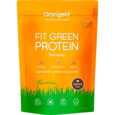 Orangefit Fit Green Protein Chocolade