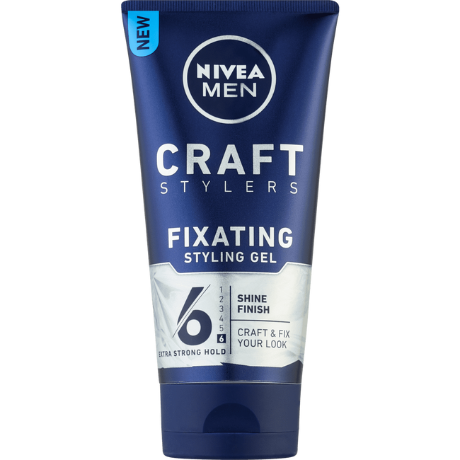 NIVEA Men Craft Stylers Fixating Styling Gel 150 ML