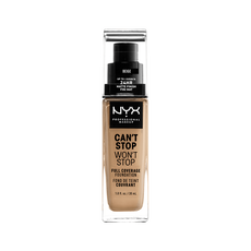 NYX Professional Makeup Can't Stop Won't Stop Foundation Beige CSWSF11
