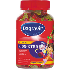 Dagravit Kids Xtra Multivitaminen Gummies Dora