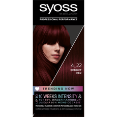 Syoss 4-22 Scarlet Red