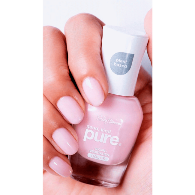 Sally Hansen Good.Kind.Pure. Vegan Nagellak 200 Pink Cloud