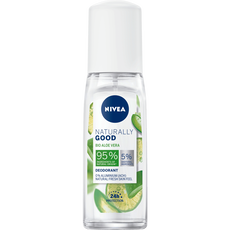 Nivea Deo Naturally Good Aloe Vera Pump Spray