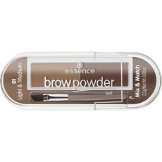Essence Brow Powder Set 01 Light & Medium