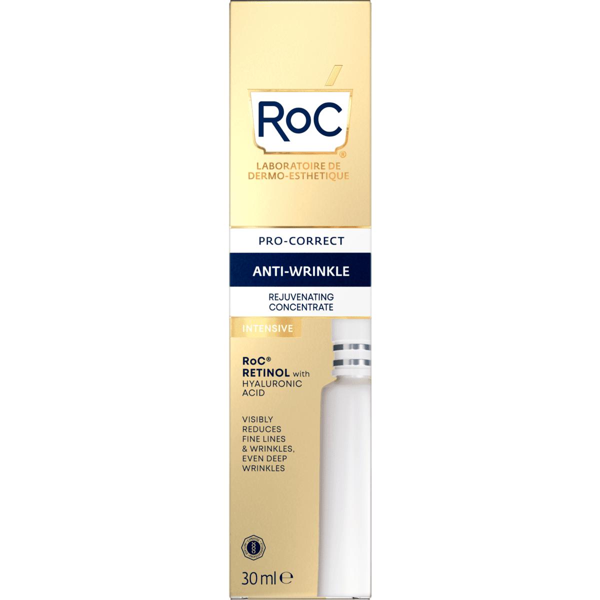 Roc  Pro-Correct Anti-Wrinkle Rejuvenating Concentrate Intensive