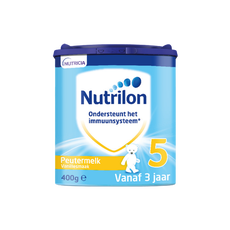 Nutrilon Peutermelk 5 Vanillesmaak