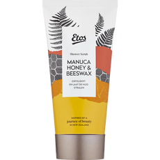 Etos Journey Of Beauty douchescrub Manuca Honey & Beeswax