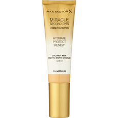 Max Factor MIRACLE TOUCH SECOND SKIN FOUNDATION 05