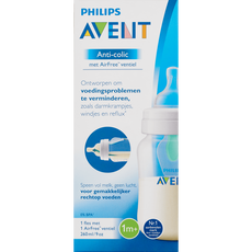 Philips Avent Anti-Colic Zuigfles 260 ML