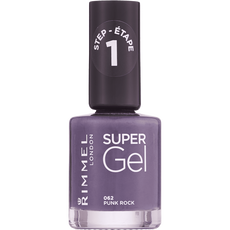 Rimmel London Super Gel Nailpolish - 062 Punk Rock