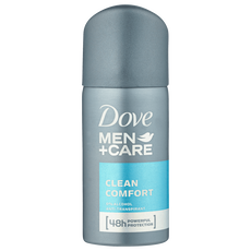 Dove Men+Care Clean Comfort Deodorant Spray Mini