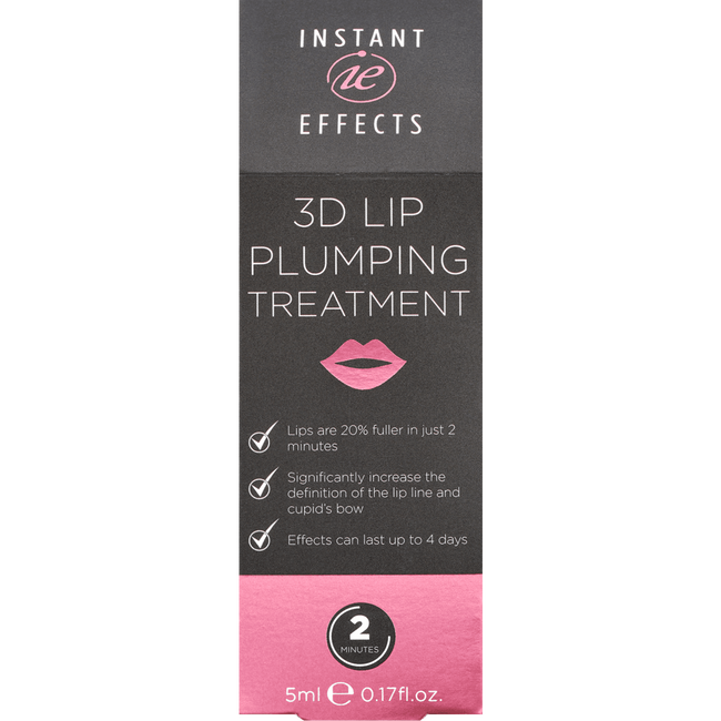 Instant Effects 3D Lip Plumping Treatment