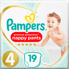 Pampers Premium Protection Pants Luierbroekjes 4