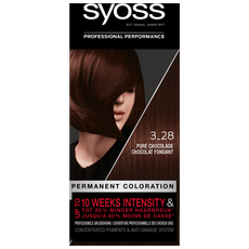 Syoss Salonplex Permanent Coloration 3-28 Puur Chocolade