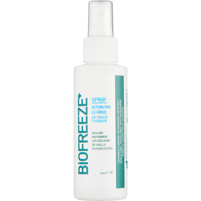 Biofreeze Cold Therapy Pain Relief Spray