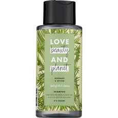 Love Beauty And Planet Delightful Detox Rosemary & Vetiver Shampoo