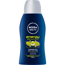NIVEA MEN Energy Douchegel - Mini 50 ML
