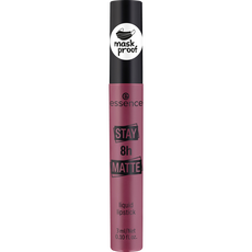 essence STAY 8h MATTE liquid lipstick 09 Bite Me If You Can