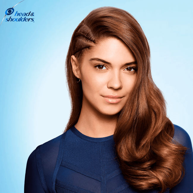 Head & Shoulders 3 action formula Citrus Fresh Anti-roos shampoo