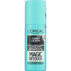 L'Oréal Paris Magic Retouch Uitgroei Camouflage Spray 1 Zwart