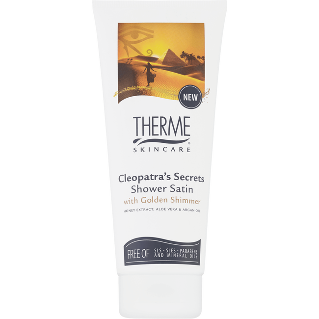 Therme Cleopatra's Secret Shower Satin